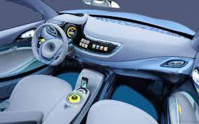 renault interior renault fluence ze concept interior wallpaper hd car wallpapers