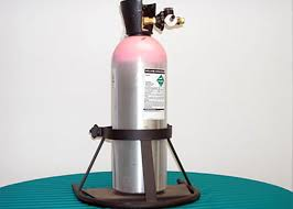 rent helium tank helium tank rental includes stand and inflator nozzle