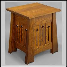 mission style end tables elegant mission style nightstands end table or nightstand arts and