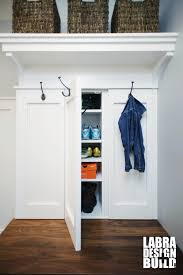 laundry room u0026 mudroom renovation novi mi labra design build