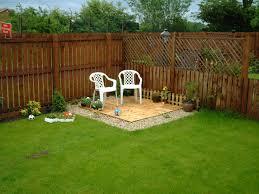 Great Small Backyard Ideas by Great Small Back Garden Design Ideas Gallery The Garden