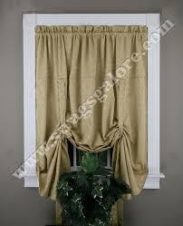 Tie Up Window Curtains Whitfield Jacquard Tie Up Shade U2013 White U2013 Lorraine White Curtains