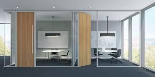 Interior Storefront Enclose Frameless Glass Meadows Office Interiors