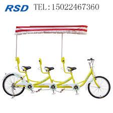 siège vélo é pas cher et élégant 4 roue tandem vélo 26 pouce tandem vélo tire