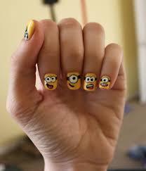 crazy minion nails sbbb info