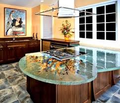 cool kitchen ideas cool kitchen designs with glass tops interior design