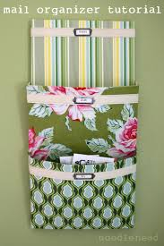 Mail And Key Holder 132 Best Fabric Box Images On Pinterest Bags Sewing Ideas And
