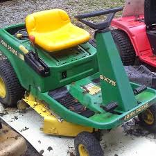 best riding lawn mower john deere sx75 9 hp kawasaki 30