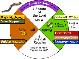 seven feasts of the messiah biblical feasts of israel
