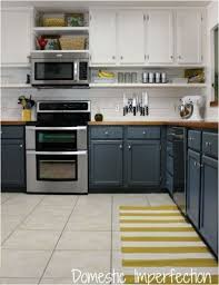 add shelves to cabinets raise cabinets add shelf domesticimperfection beaufort pinterest