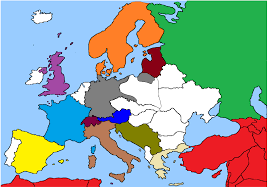 Ww2 Europe Map Image Europe No Ww2 Png Alternative History Fandom Powered