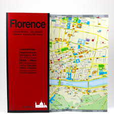 Italy Map Tuscany by Excursion Florence Hills Chianti Area Charming Old Town Village Of