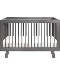 Babyletto Hudson Convertible Crib Deal Alert Babyletto Hudson 3 In 1 Convertible Crib Slate Grey