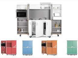 bloc cuisine compact bon plan pour les petits apparts la cuisine qui tient dans 1m2