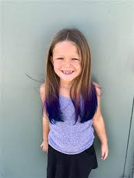 three year old haircuts is it safe for kids to dye their hair with wild colors today com