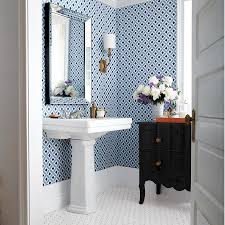 bathroom with wallpaper ideas bathroom wallpaper 4 looks we love canadian living
