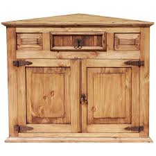 Reclaimed Kitchen Cabinets For Sale Rustic Pine Collection Corner Cabinet Com10