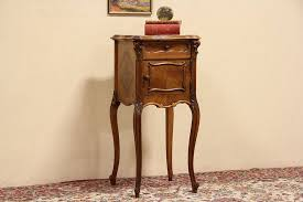 marble top nightstand french antique victorian marble top night