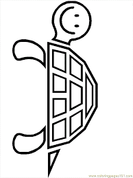 turtle coloring pages 07 coloring free turtle coloring
