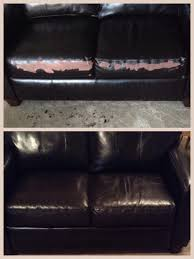 How To Patch Leather Sofa How To Fix A Peeling Leather Leather Leather Repair And House
