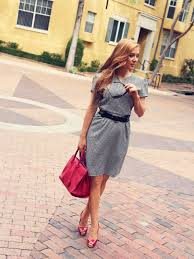 mika rose plaid dress u0026 louboutin slingbacks u2013 hilary kennedy