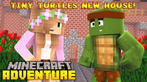 minecraft little kelly adventures visiting tiny turtles new