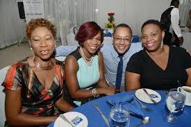 Janice Barnes Jamaica Gleanergallery Gleaner Sales Awards Ceremony Rudolph Brown