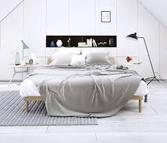 chambre pour adulte chambre adulte blanche 80 idées pour votre aménagement