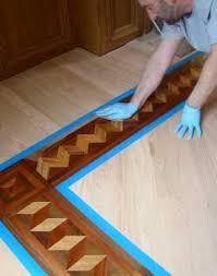 installing hardwood flooring borders series