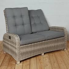 Wohnzimmer Lounge Bar Coburg Wohnzimmer Feeling Im Garten 2 Sitzer Sofa Aus Polyrattan Mit