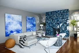 Teal Livingroom 21 Modern Living Room Design Ideas