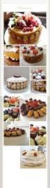 bespoke classic cakes petit fours mini cakes french mignardises