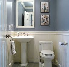 bathroom ideas with beadboard half bathroom decor ideas impressive beadboard in half bath 20