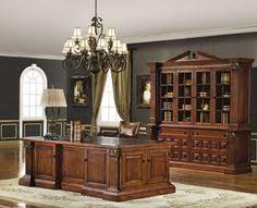 Cherry Home Office Desk Executive Desk Office Furniture Office Desks Allegro
