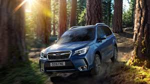 subaru suv forester restyled 2016 subaru forester lands in u k