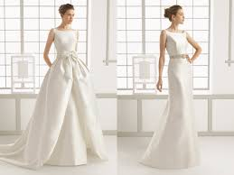 two wedding dress two gowns in one 26 fashion forward convertible wedding dresses
