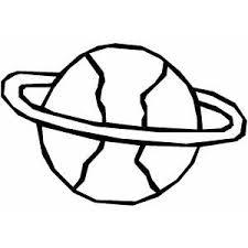 planet circle coloring