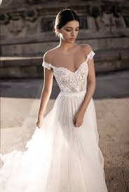 weddings dresses best 25 shoulder wedding dress ideas on uk
