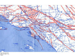 California Fault Map Proposal For The Hollywood Fault Lee M Lavy