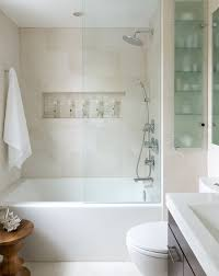 tile ideas for small bathrooms 11 simple ways to make a small bathroom look bigger designed