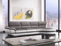 Modern Corner Sofa Uk by Leather Corner Sofa Grey Tehranmix Decoration