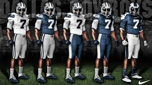 how would you all feel if the boys got new jerseys cowboys