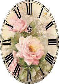 cool clock faces love this idea time spent in a garden peace silence