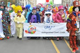 detroit thanksgiving day parade route parade clown tradition will go on crain u0027s detroit business