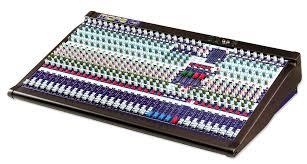 midas console console analogique 32 4 midas venice 32 scenic design