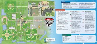 Disney Maps Disney Maps Throughout Espn Wide World Of Sports Map
