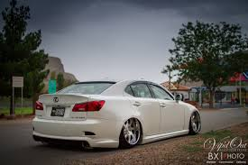 bagged lexus is350 lowballers u0027 2006 lexus is250 awd vipdout