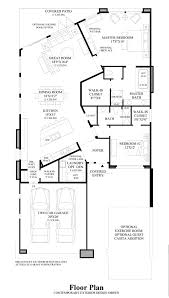 contemporary resort floor plan toll brothers at escena the avant home design