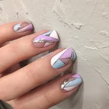 pretty nail art trends 2017 attach art is a acclaimed and