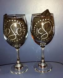 his hers wine glasses his and wine glasses sosfund